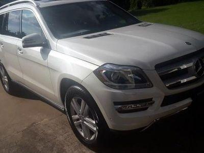 używany Mercedes GL450 4matic 3.0l benz. V6 362 KM 7-bieg. autom. 2015