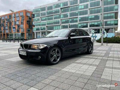 używany BMW 118 d M pakiet 2010 program na 177ps