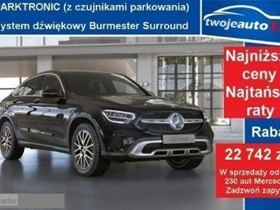 używany Mercedes 200 4MATIC Coupé, Exclusive, Pak. Premium, PARCTRONIC
