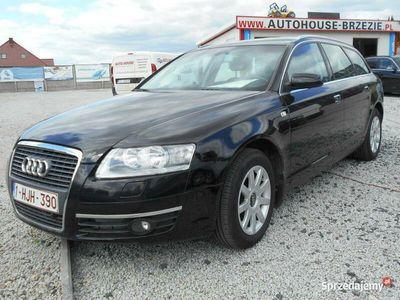 używany Audi A6 czarna 2,0 Turbo