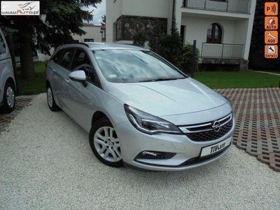 gebraucht Opel Astra 1.6dm 136KM 2017r. 37 000km