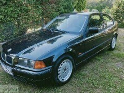 używany BMW 316 SERIA 3 IV (E46)Zarejestrowany, bezwypadkowy stan bdb