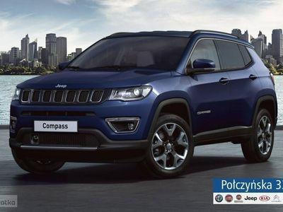 używany Jeep Compass 1.4dm 170KM 2019r. 2km
