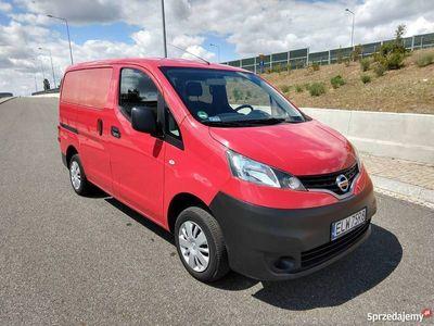 używany Nissan NV200 Benz+Gaz 75000km 2012r. zadbany