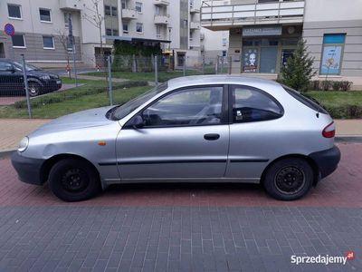 używany Chevrolet Lanos 1,5 B+gaz 2000rok
