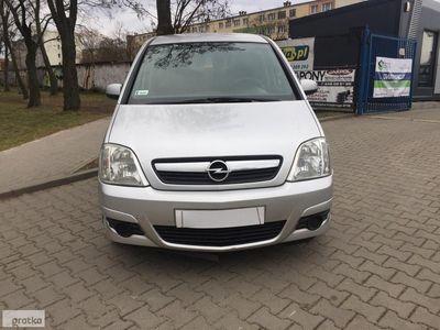 używany Opel Meriva A 1,7cdti.KLima.ABS.1 ręka-10 lat.Zarejestr.