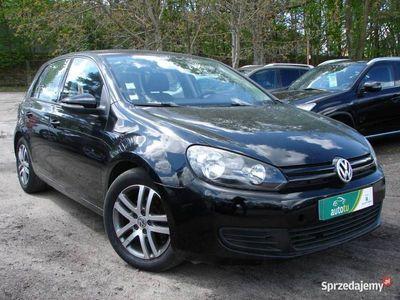 używany VW Golf VI 2dm 110KM 2010r. 137 000km