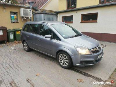 używany Opel Zafira B 7-osobowy 1,9cdti 120km (mało mocy)