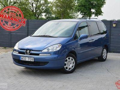 używany Peugeot 807 2.2 Benzyna 158KM 7-Miejsc**PREMIUM**40zdjęć#Bogate wyposażenie