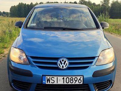 używany VW Golf Plus 1.6