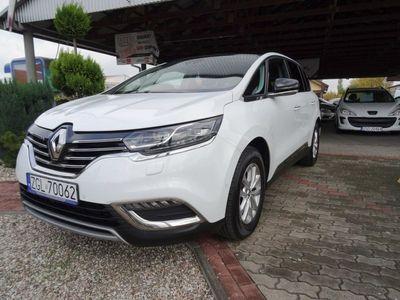 używany Renault Espace 1.6dm 130KM 2017r. 104 000km
