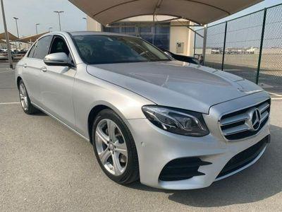 używany Mercedes E220 2dm 194KM 2017r. 59 980km