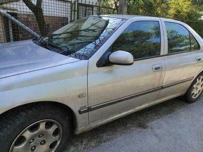 używany Peugeot 406 sedan, rok 2000, diesel 2,0 l 110 KM