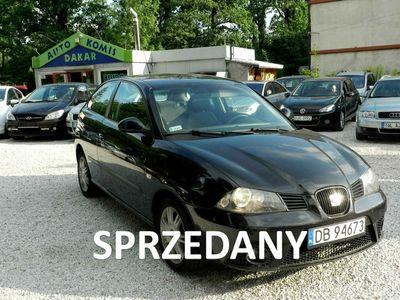 używany Seat Ibiza 1.4dm 80KM 2008r. 139 000km
