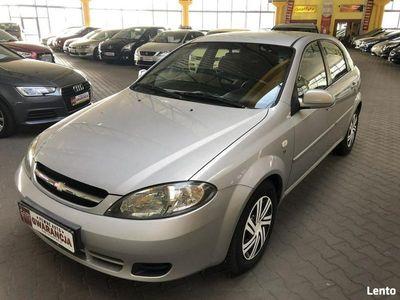 używany Chevrolet Lacetti 1.4dm 95KM 2005r. 93 000km