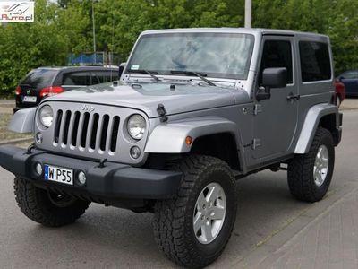 brugt Jeep Wrangler 3.6dm3 284KM 2015r. 78 000km automat