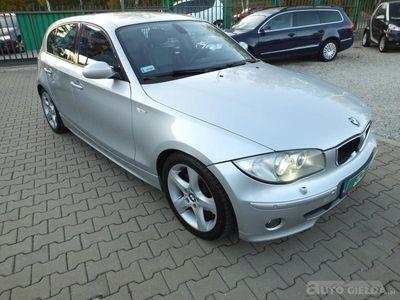 używany BMW 120 120 Alu17-Navi-Skóra-163PS-Alu17-Navi-Skóra-163PS-