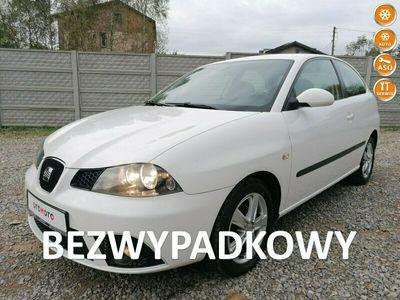używany Seat Ibiza 1.2 Climatronic Alu El szyby Bez Rdzy Stan BDB Bezwypadk Oplacony III (2002-2008)