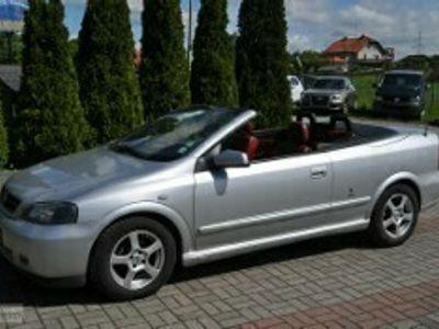 używany Opel Astra Cabriolet G II 1.6