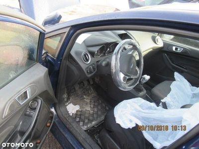 used Ford Fiesta Mk7