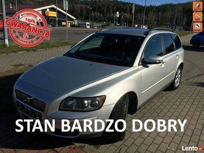 używany Volvo V50 VIN/Skóry/Mocny diesel/Przebieg gwarantowany/ESP/Isofix/Import I (2004-2007)