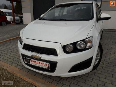 gebraucht Chevrolet Aveo 1.2dm3 75KM 2013r. 140 000km 1,2d 5 drzwi klima tempomat raty zamiana