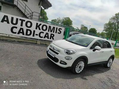 używany Fiat 500X 1.6dm 110KM 2015r. 50 000km