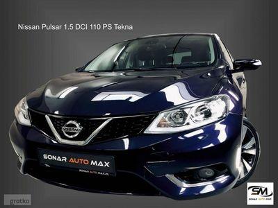 używany Nissan Pulsar I 1.5 DCII 110 PS Tekna