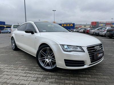 używany Audi A7 3dm 245KM 2011r. 133 000km