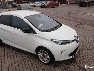 używany Renault Zoe 2016 bateria na własność