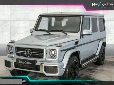 używany Mercedes G63 AMG AMG 5.5dm 571KM 2017r. 46 167km