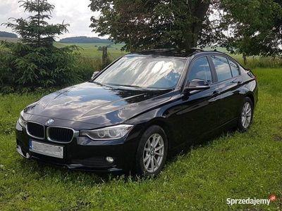 używany BMW 320 F30 D 184 KM Sport Xenon Navi Oryginalny lakier