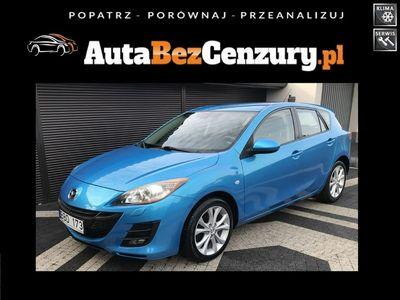 używany Mazda 3 1,6I 105 KM Sport Active - POLECAM II (2009-2013)