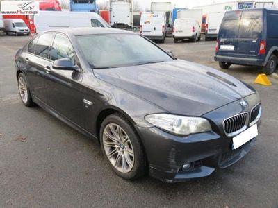 used BMW 530 530 3dm3 258KM 2014r. 109 362kmDiesel xDrive Steptronic FV 23%, Gwarancja!