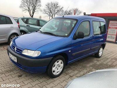 używany Citroën Berlingo I
