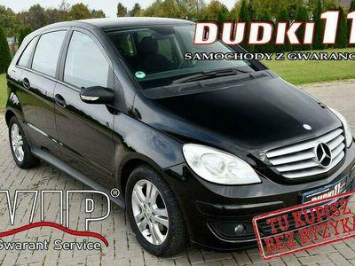używany Mercedes B180 2,0D dudki11 Klimatronic,Centralka,kredyt,El,szyby,GWARANCJA W245 (2005-2011)