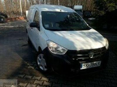 używany Dacia Dokker VAN KLIMATYZACJA BOCZNE DRZWI VAT23% KRAJ. I WŁ.