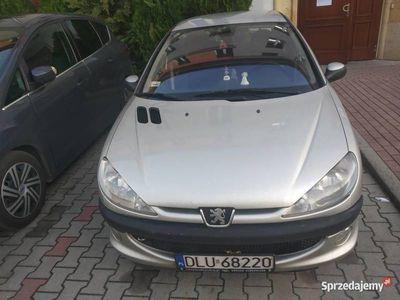 używany Peugeot 206