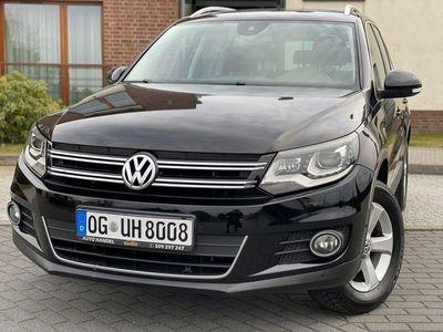 używany VW Tiguan I Sport Style 4 Motion Xenon Led Navi Panorama Keyless MAXX