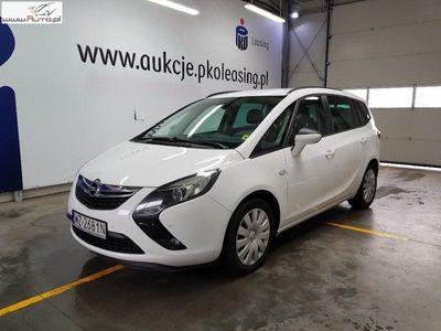 gebraucht Opel Zafira 1.6dm 136KM 2015r. 190 568km