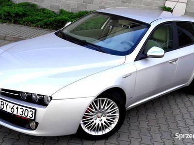 używany Alfa Romeo 159 Sportwagon 1.9 JTDm 150KM ZADBANA ASO SERWIS
