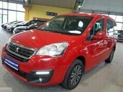 używany Peugeot Partner II 1,6Benz, Kraj Serwis, F-ra VAT