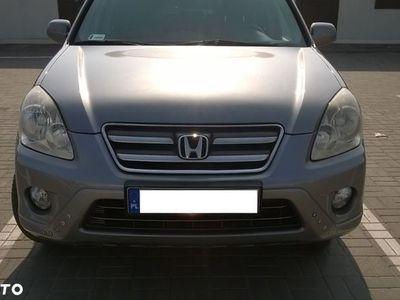 used Honda CR-V II