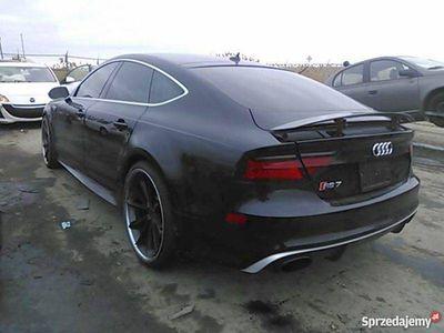 używany Audi RS7 Sportback 4.0 TFSI 560KM
