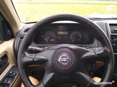 używany Nissan Terrano 3.0