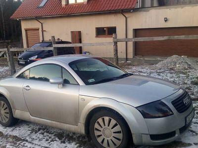 używany Audi TT 1.8