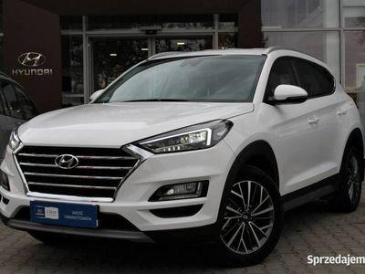 używany Hyundai Tucson 1.6dm 177KM 2018r. 5 350km