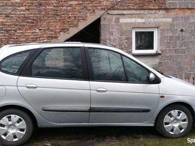 używany Renault Scénic 1.9DCI EXPRESSION- NIEZAWODNY