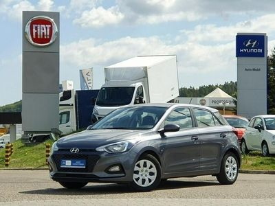 używany Hyundai i20 1.2dm3 84KM 2018r. 5 900km FL 1.2 (84KM) classic plus + bluetooth-od Dealera