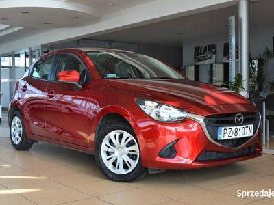 używany Mazda 2 1.5 Skyactive Skymotion 90KM Gwarancja Fabryczna SALON PL
